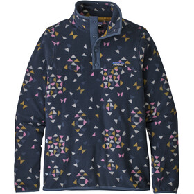 Patagonia Micro D Snap-T Pull Femme, quilty big/new navy